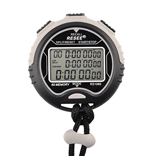 ANNA SHOP LIMITED Minuteur de Cuisine et Chronomètres multifonction Digital électronique chronographe temps Chronomètre Minuteur