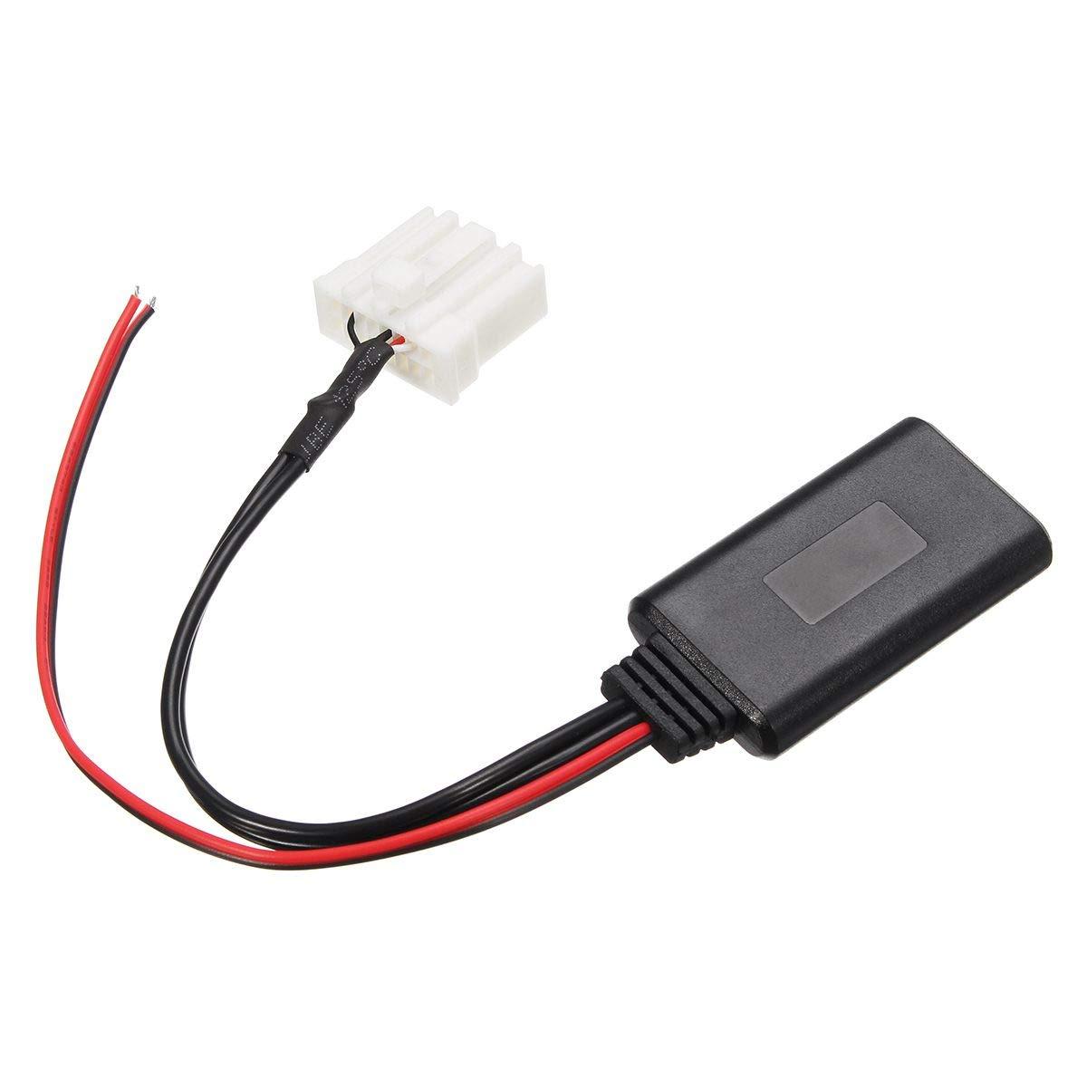 M/ódulo Bluetooth Adaptador de Audio para Mazda 2 3 5 6 MX5 RX8
