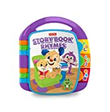 Best Fisher-Price Book For A 4 Year Olds - Fisher-Price Laugh and Learn Storybook Rhymes Book Review