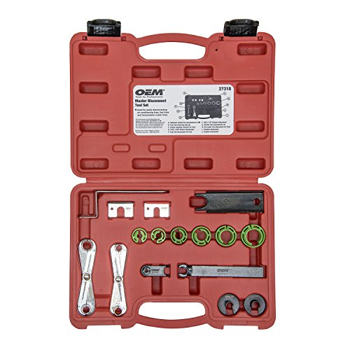 OEMTOOLS 27318 Master Disconnect Set