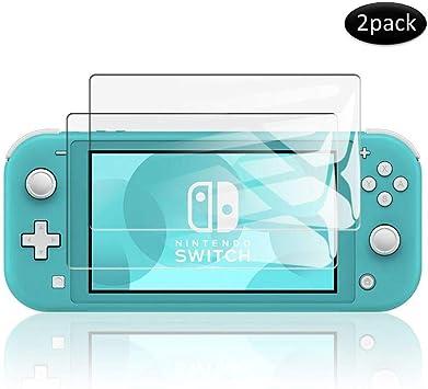 KONEE Protector de Pantalla Compatible con Nintendo Switch Lite ...