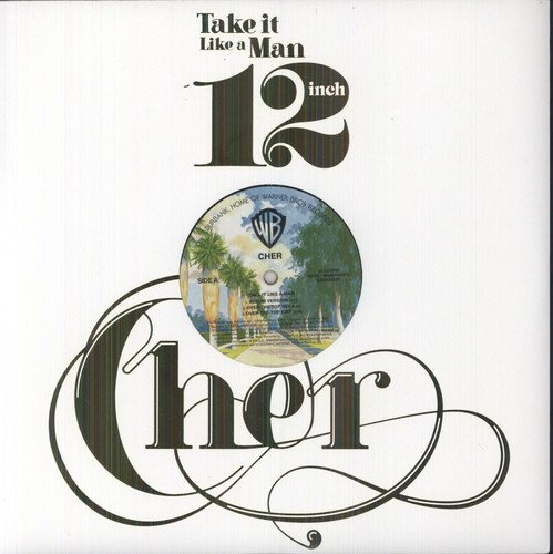 Vinilo : Cher - Take It Like a Man (Italy - Import)