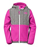The North Face Denali Hoodie Girl's Recycled Azalea Pink XL