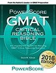 PowerScore GMAT Critical Reasoning Bible