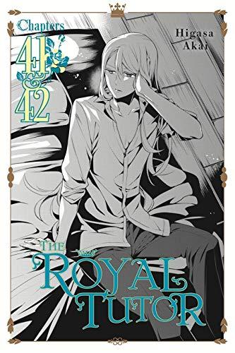 (The Royal Tutor #41 & 42 )