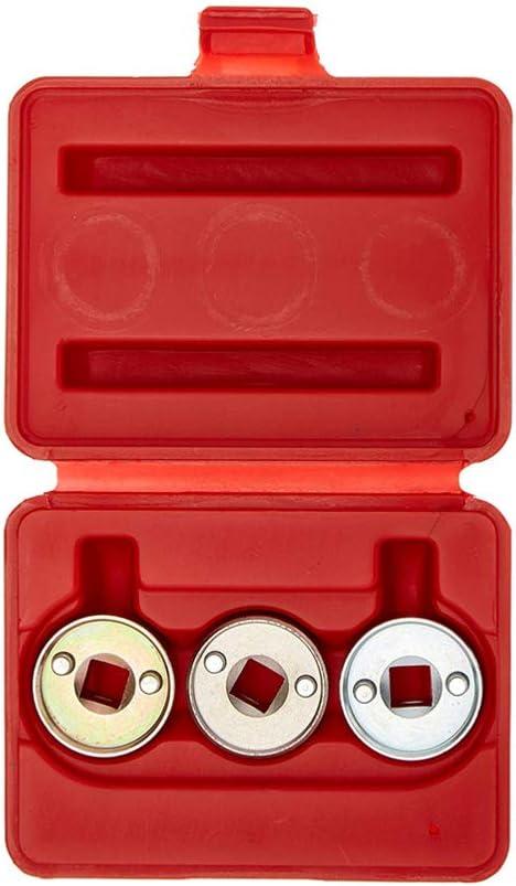 Supercrazy Camshaft Adjustment Socket Kit Compatible with VW Audi Skoda 1.8 2.0 TFSI FSI T10352 SF0329