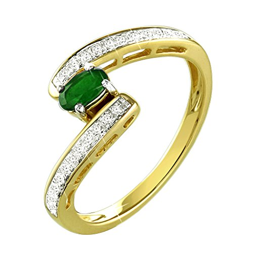 0.44 Ct Emerald Cut Diamond - 7