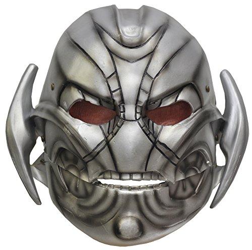 Halloween Mask- Avengers Ultron Movable Jaw Costume Mask -Scary Mask
