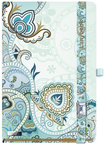 Lanybook A5 Hardcover Notebook, Spirit, Blue