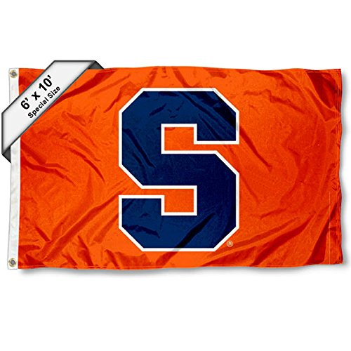 Syracuse Orange 6x10 Feet Flag by College Flags and Banners Co.
