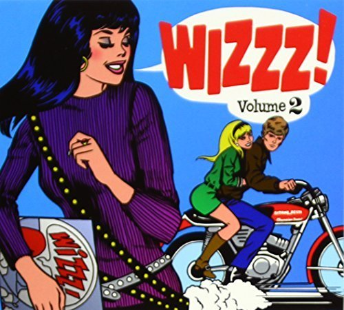 WIZZZ French Psychorama 1966-1969 Volume 2 by Various