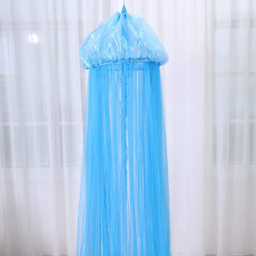 SaniMomo Baby Quallen Moskitonetz Betthimmel Garn Vorhang Kinder Indoor Outdoor Kit