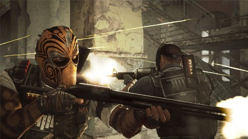 Amazon.com: Army of Two The DevilS Cartel - PS3 [Digital ...