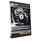 Mastering Autodesk Inventor - Advanced Assemblies - Training DVD
