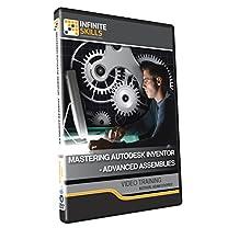 Mastering Autodesk Inventor - Advanced Assemblies - Training DVD