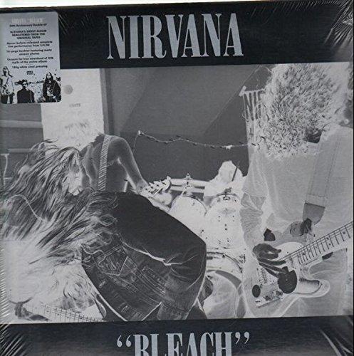 Nirvana: Bleach 20th Anniversary (180g, Book, Free MP3) 2LP