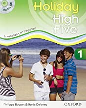 High five on holiday. Student book. Con espansione online. Con CD. Per la Scuola media: 1