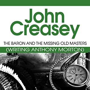 The Baron and the Missing Old Masters Audiobook