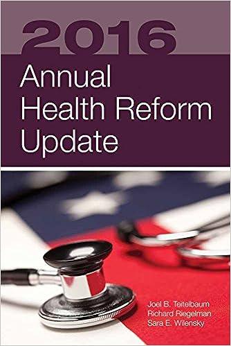 Descargar Por Utorrent 2015 2016 Annual Health Reform Update It PDF
