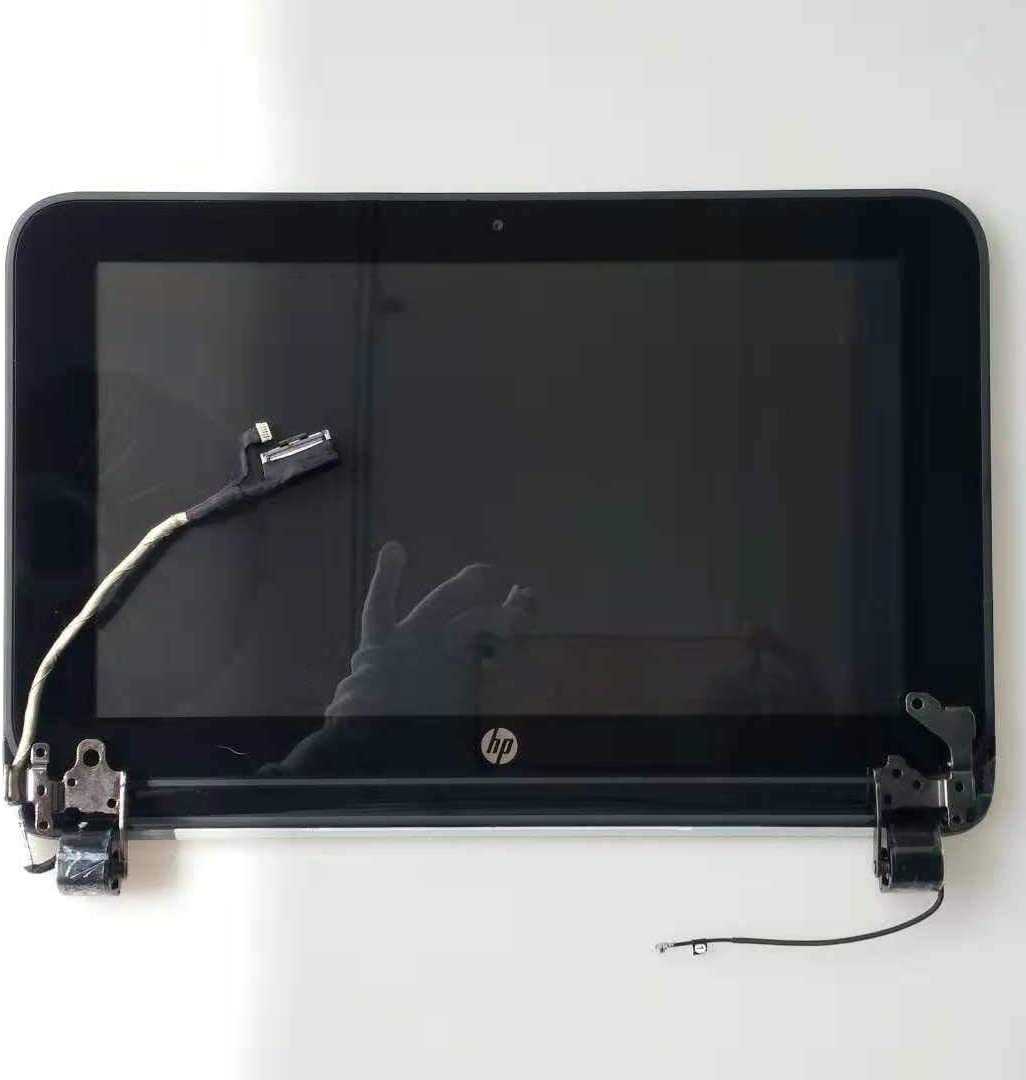 Simda- 10.1 LCD Touch Screen Full Assembly for HP Pavilion TouchSmart 10-e010nr
