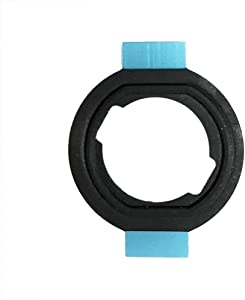 GinTai Home Button Rubber Seal Gasket Spacer Adhesive Replacement for i Pad Pro 10.5