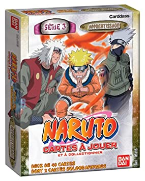 Bandai - Cartas o coleccionables - Naruto - Starter serie 3 ...