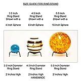 Laredo Import Basic Wrought Iron Display Stand -5.5