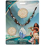 Collana di canto ufficiale Disney Moana Fancy Dress Costume ''How Far I Go'' (English Speaking)