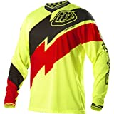 Troy Lee Designs GP Air Astro Men's MX Motorcycle Jersey - Yellow / Large