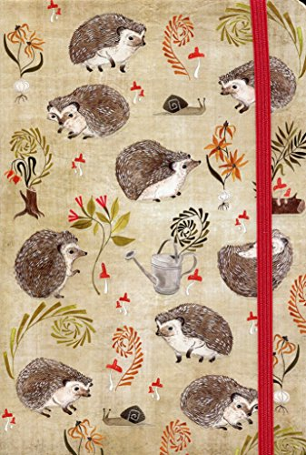 Hedgehogs Journal (Diary, Notebook) - Hummingbird Journal