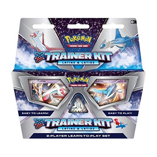 Pokemon TCG: XY Latias & Latios Trainer Card Game, Multicolor]()