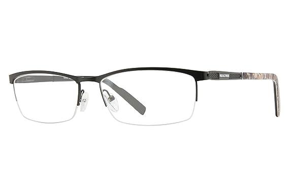 8ac02837ef22 Realtree R453 Mens Eyeglass Frames - Black at Amazon Men s Clothing ...