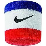 Nike Swoosh Wristband - Habanero Red/Black