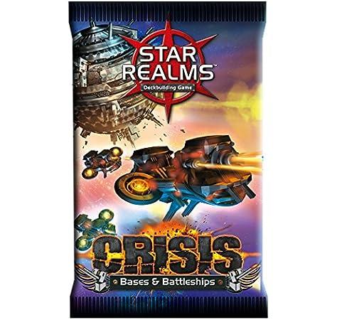 Star Realms Crisis Bases y Baves: Amazon.es: Juguetes y juegos