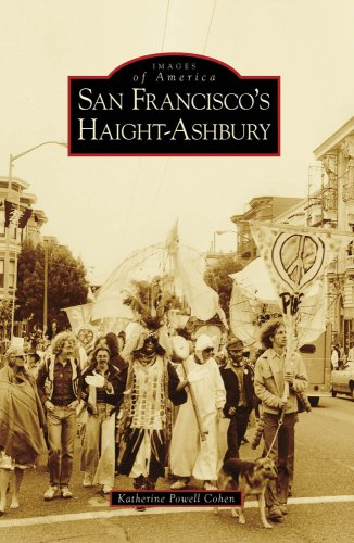San Francisco's Haight-Ashbury (Images of America: - San Powell Francisco