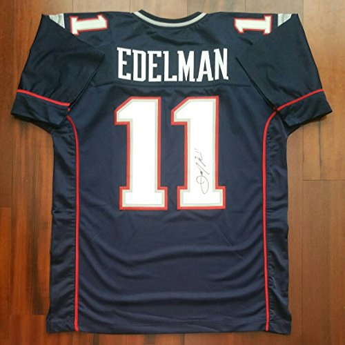 New England Patriots Autographed Jersey - 3