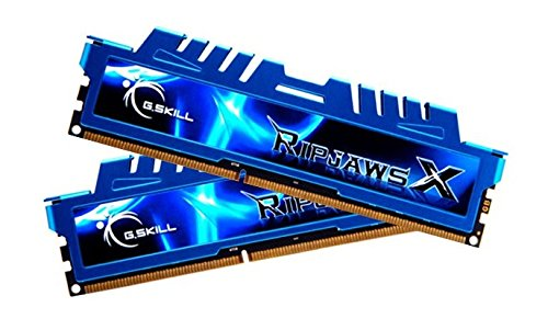 G.Skill F3-2133C10D-16GXM Arbeitsspeicher 16GB (2133MHz, CL10) DDR3-RAM