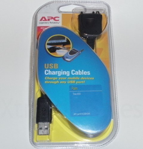 (USB Charging Cables for Palm Treo 650, TX, T5)