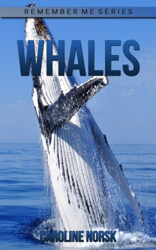 (Whales: Amazing Photos & Fun Facts Book About Whales For Kids (Remember Me Series))