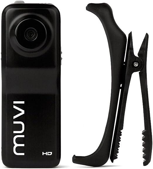 Veho Muvi Micro Hd10x Freisprecheinrichtung Hd Camcorder Inklusive 8 Gb Sd Karte Baumarkt