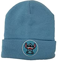 Disney Lilo & Stitch Cuffed Hat [4013]