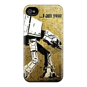 Top Quality Protection Star Wars Case Cover For Iphone 4/4s