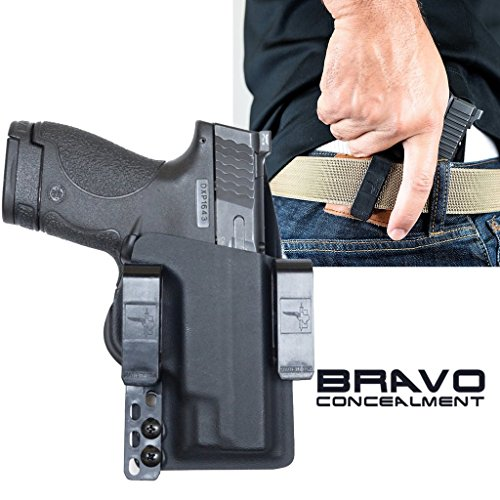 Bravo Concealment: S&W M&P Shield IWB DOS Gun Holster