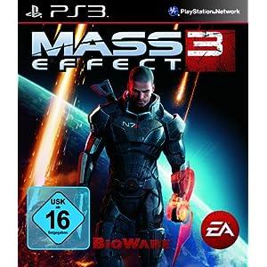 amazon: Mass Effect 3 für nur 24€ (PS3) inkl. Versand! - Shooter
