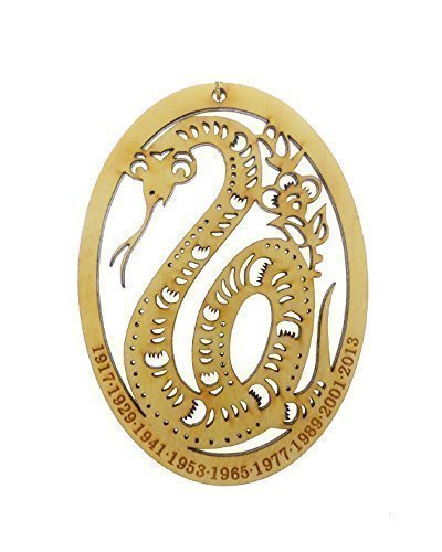 Amazon com: Chinese Zodiac Snake Ornament - Year of the