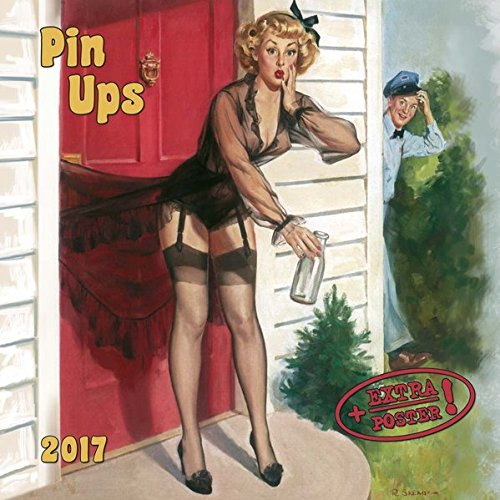 Pin Ups 2017: Kalender 2017 (Artwork Edition)