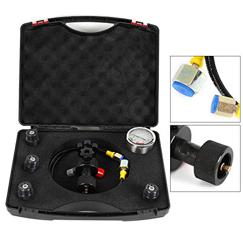 - GDAE10 Pressure Test Kit - Hydraulic Nitrogen Accumulator Charging System - 3500PSI - US Shipping