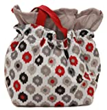 Thirty-One Cinch-It-Up Thermal Tote – I Can-Ikat, Bags Central
