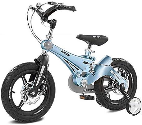 Bicicletas Infantiles 12 14 16in,Unisex Bicicleta BMX Freestyle ...
