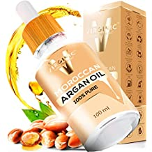 Pure Argan Oil Cold Pressed Anti Aging Great Product Use For Face Skin Nails Dry Hair Treatment Really Good Organic Hand Moisturizer All Love The Soft Smell From The Bottle